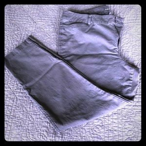 Grey Pixie Chinos
